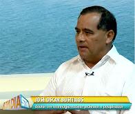 Entrevista Projeto Pesquisador Visitante - G1 Santarém
