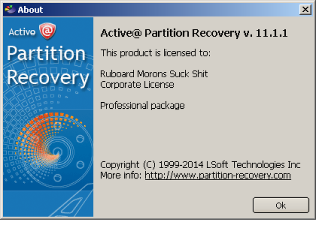 active partition recovery full