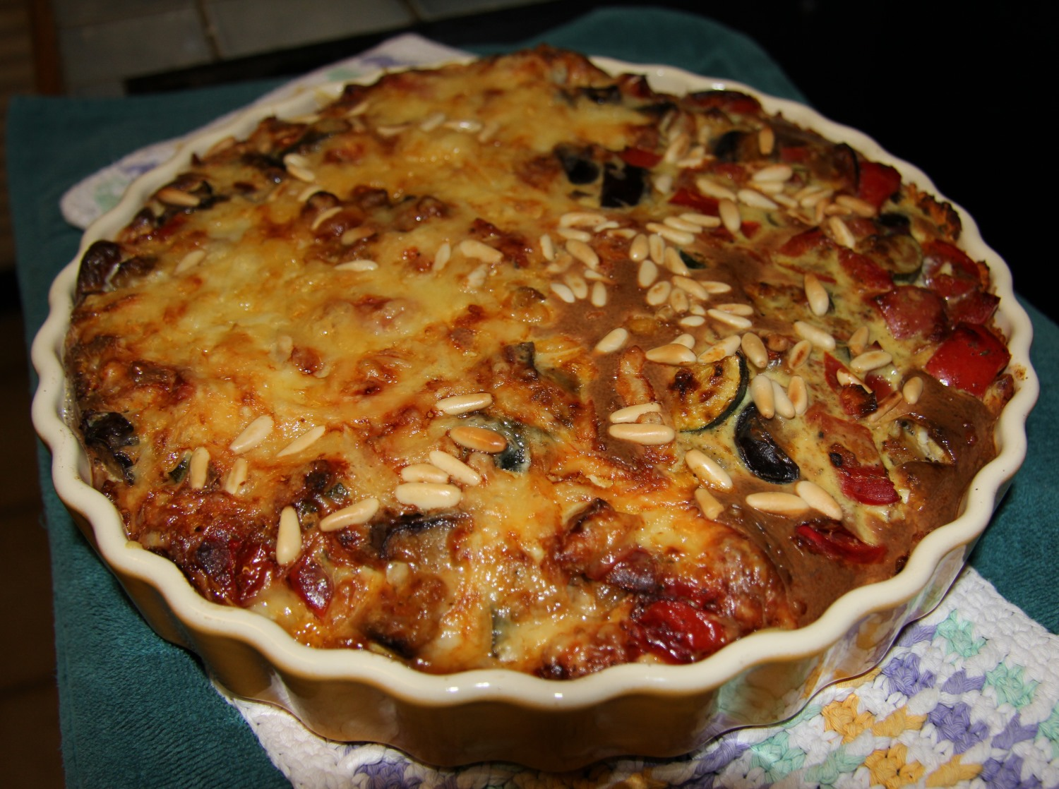Ratatouille Tart Recipes — Dishmaps