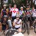 Equipe DGP Bikes movimentam feriado com passeios pela região
