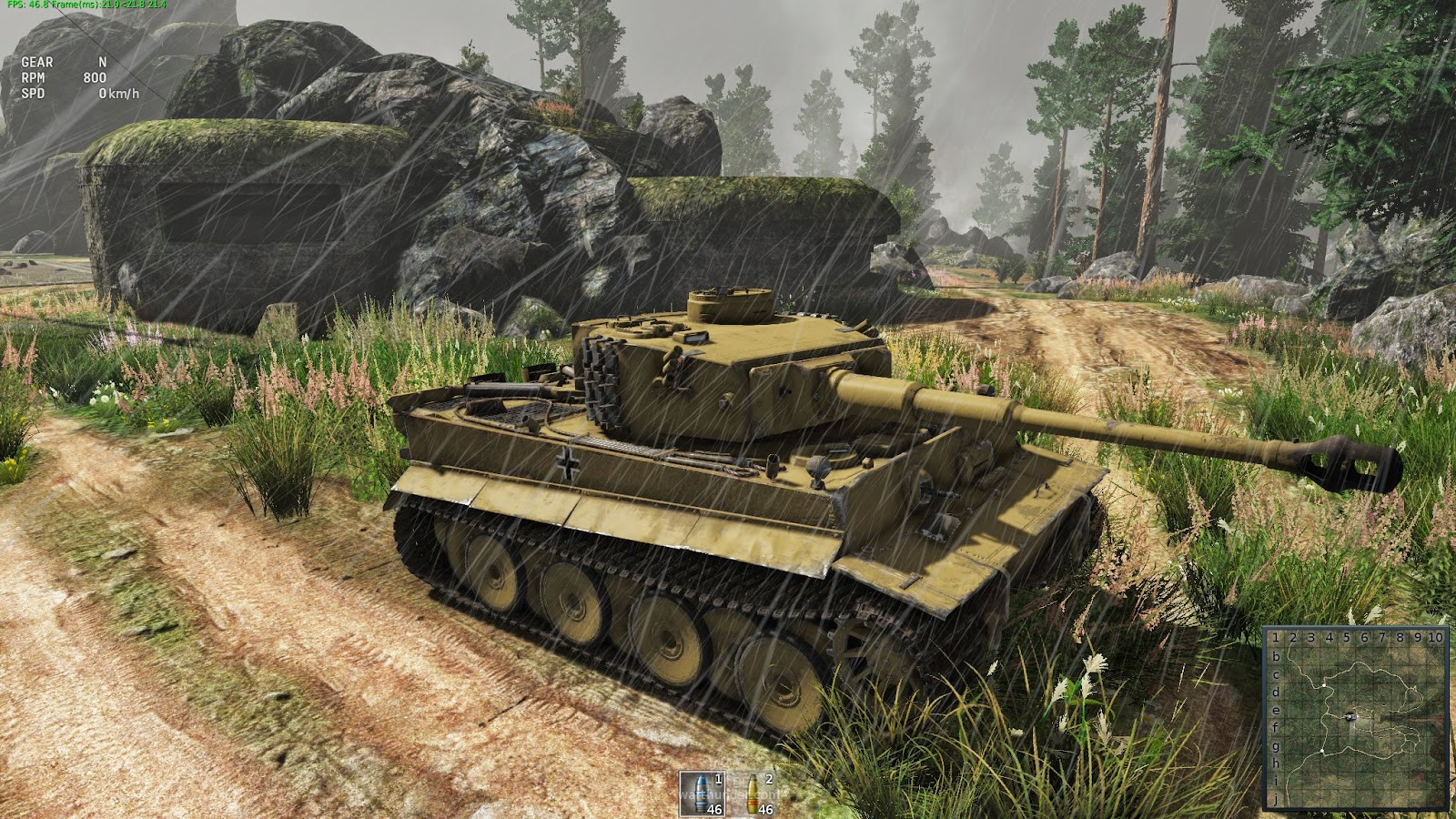 War Thunder Closed Beta Test Shot+2014.04.04+07.05.54