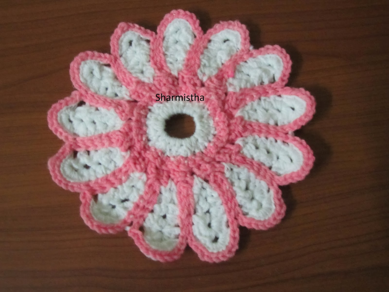 The World Crocheted Coasters