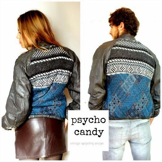 chaquetas upcycled