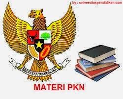 Bahan Ajar Pendidkan Kewarganegaraan (PKN) SD