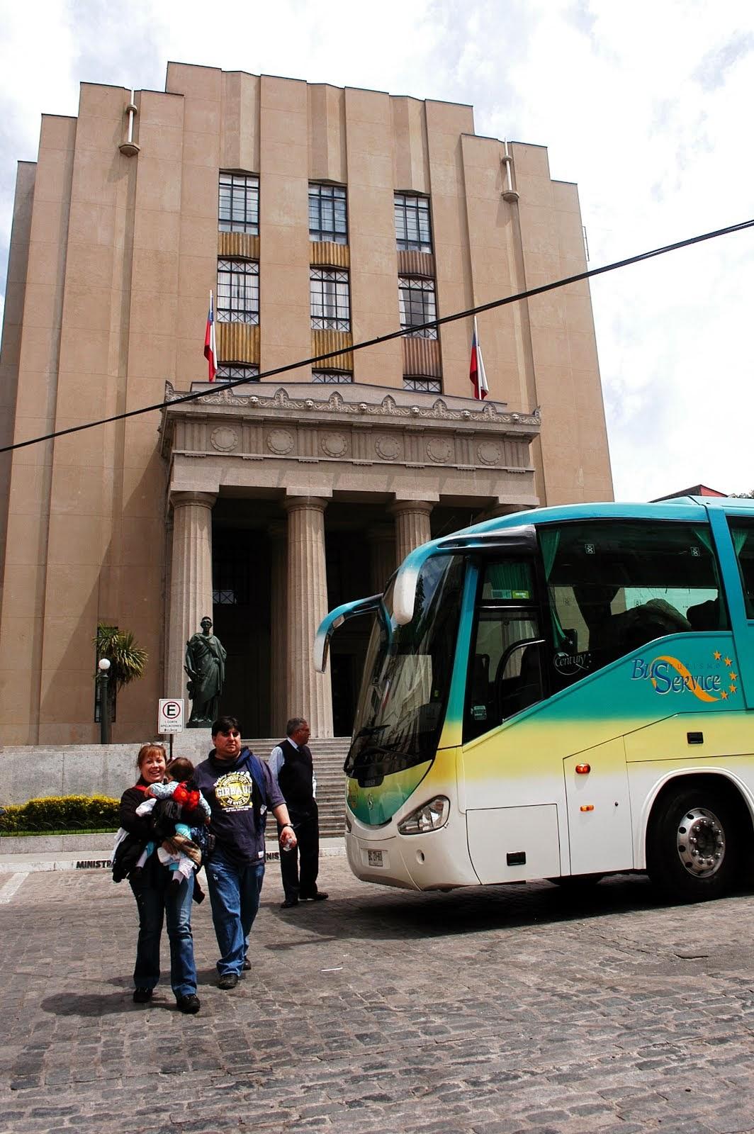 TRANSFERS & TOURS SANTIAGO/VALPARAISO