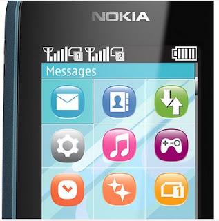 Nokia 101 Dual SIM Murah Harga Dibawah Rp 300 Ribu.