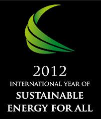 2012 - Ano Internacional da Energia Sustentável para Todos