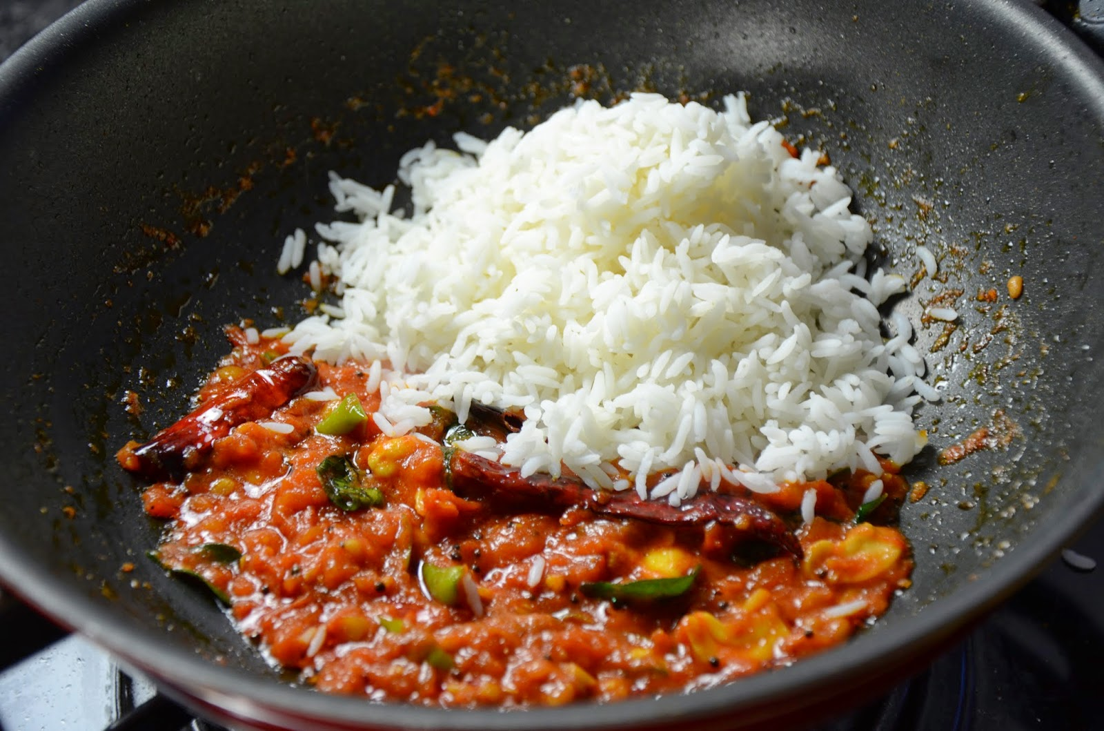 ... , Indian Cooking , Indian Recipes, Recipes: TOMATO CASHEW NUT RICE