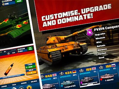 Boom! Tanks v1.0.33 [Mod Money]