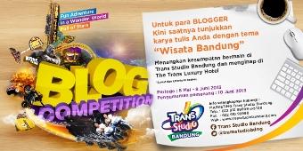 Kompetisi Blog Trans Studio Bandung