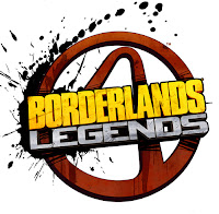 borderlands legends logo Borderlands Legends (iOS)   Logo & Launch Trailer