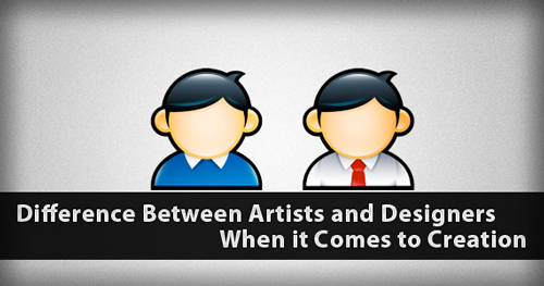 Difference Between Artists and Designers