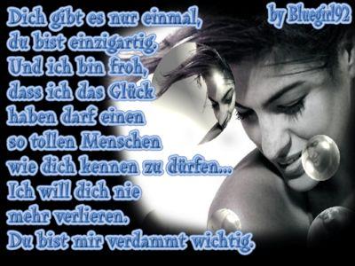 ich kann nicht mehr ohne dich leben. :*: gedichte & sprüche