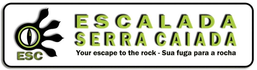 Escalada Serra Caiada/RN