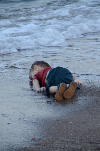 The images of a tiny child lying face down in the surf at one of Turkey's main tourist resorts has once more put a human face on the dangers faced by tens of thousands of desperate people who risk life and limb to seek a new life in Europe.