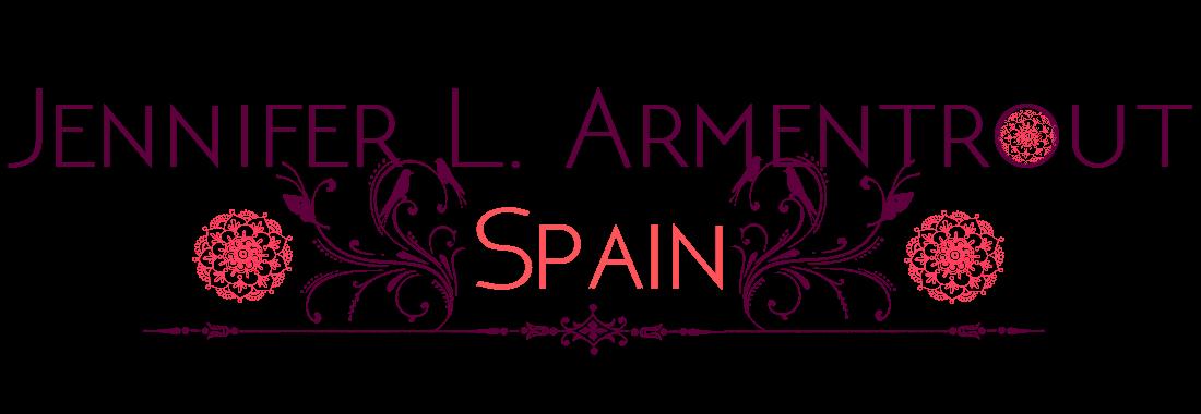 Jennifer L. Armentrout Spain