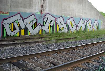 bronx - graffiti - oldschool - wall art