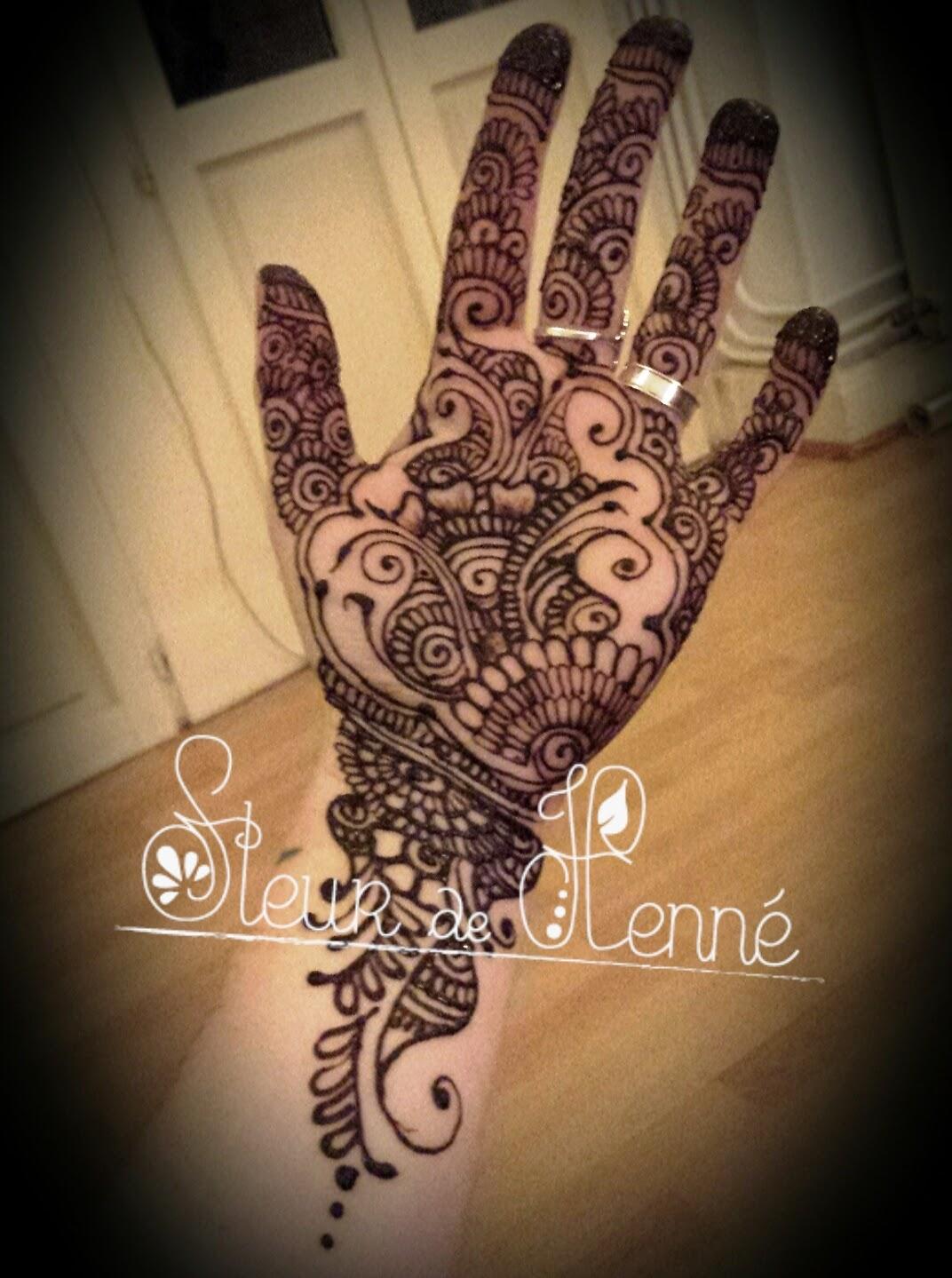Henne pied fashion designs - Modele de henna ...