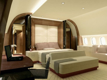 private luxury jets with bedrooms let 39 s decorate online a sneak peak