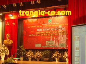 Tổ chức sự kiện Trần Gia- Cho thuê thiết bị tổ chức sự kiện