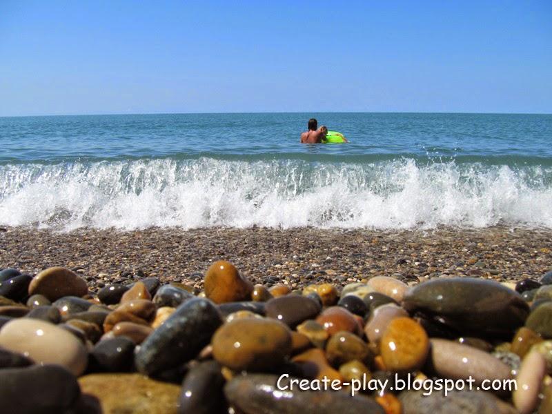 Нижняя Эшера пляж