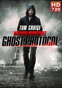 Ver Mision imposible 4 protocolo fantasma (2011) online