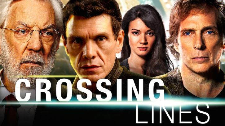 Crossing Lines - Renewed for 3rd Season; Elizabeth Mitchell and Goran Visnjic to Star