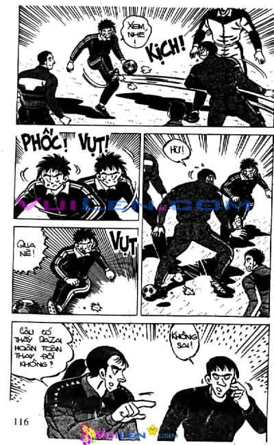 Jindodinho - Đường Dẫn Đến Khung Thành III Tập 54 page 116 Congtruyen24h