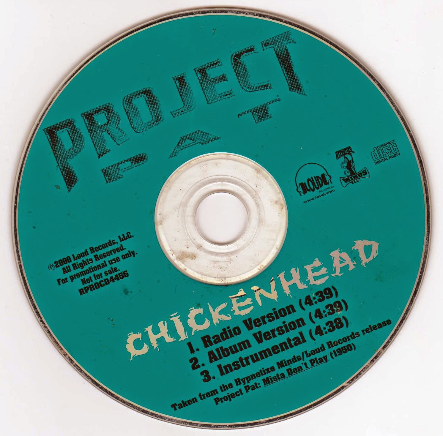 project pat chickenhead Listen to the biggest hits from project pat, including don't save her, chickenhead, raised in the projects, and more check it out on slacker radio, on free internet stations like '00s hip hop too.