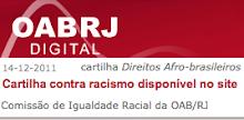 """Cartilha """"Direitos Afro-brasileiros"""""""