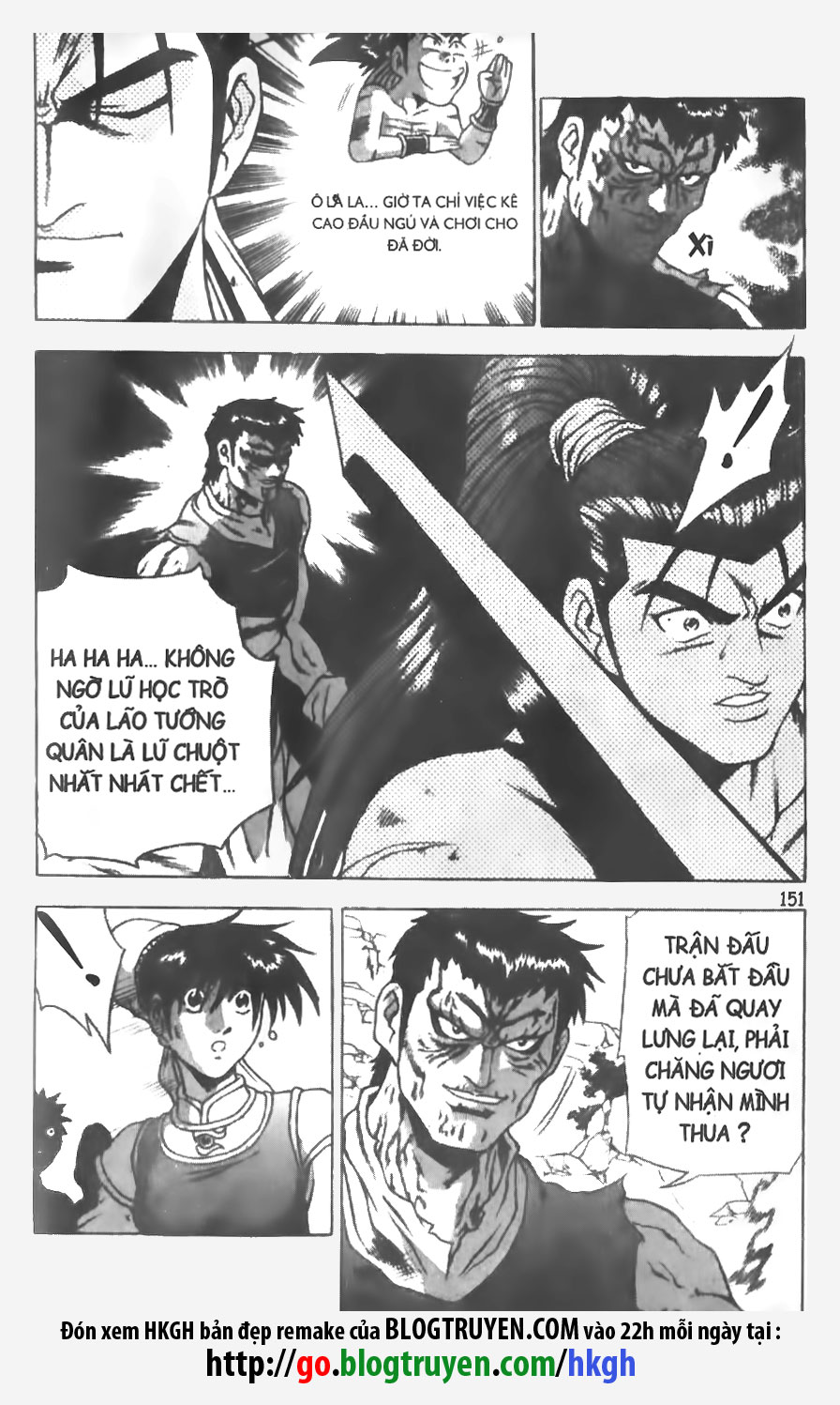 Hiệp Khách Giang Hồ chap 151 page 2 - IZTruyenTranh.com