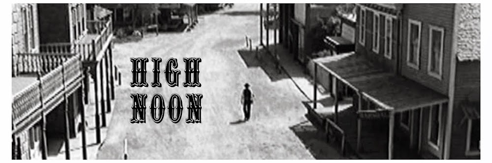 High Noon: A Book and Movie Review Blog