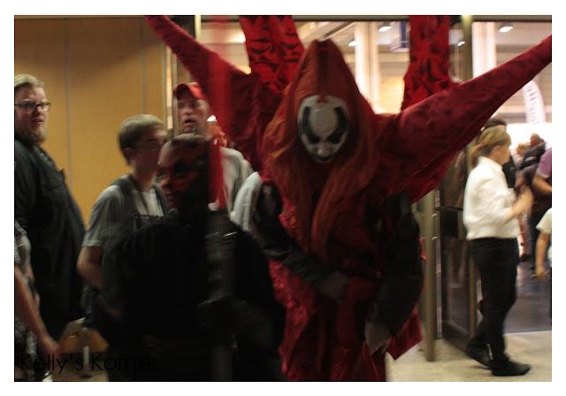 Kelly S Korner Star Wars Convention Part 2