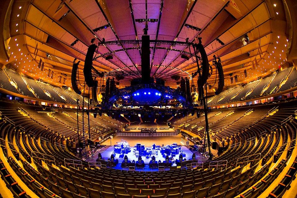 BLACK MUDDY BLOG: Phish 2012-12-29 Madison Square Garden New York, NY