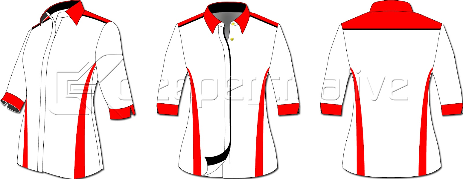 Cs 0317 Shirt Design Creeper Design