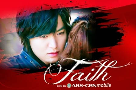 Lee Min Ho in Faith