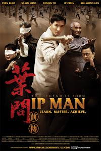 Yip Man chin chyun Poster