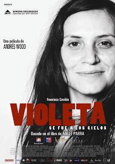 Ver online: Violeta se fue a los cielos (2011)