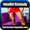 Jennifer Kennedy Female Bodybuilder Thumbnail Image 1