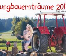 Gatas QB - Agricultoras de Sonho (Jungbauernträume) Calendário Erótico 2017
