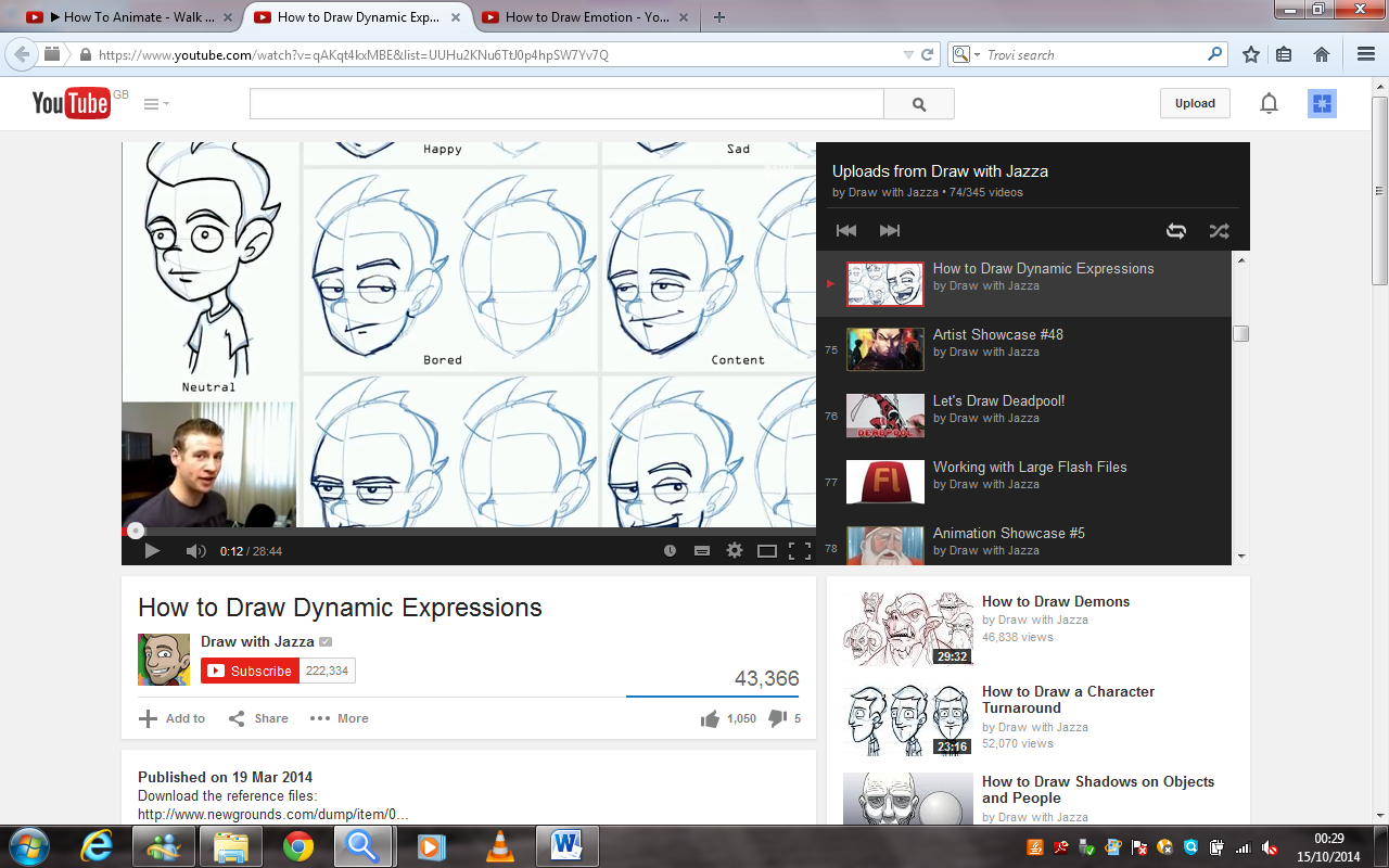 This Link Leads To The (youtube Video Created By Draw With Jazza) Which Is