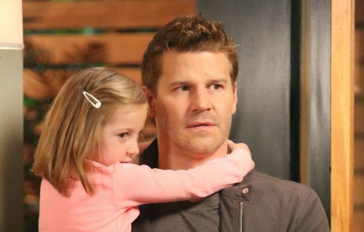 Bones - Episode 10.20 - The Woman in the Whirlpool - Promotional Photos