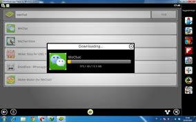 Cara Menggunakan WeChat di Laptop/Komputer PC