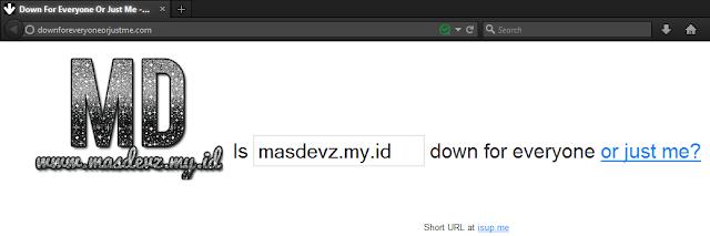 Down/Up? - Mas Devz