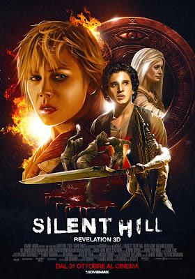 Silent Hill Revelation (2012)  เมืองห่าผี เรฟเวเลชั่น [HD]