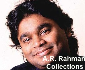 A.R.Rahman Tamil Songs | Free Listening on SoundCloud