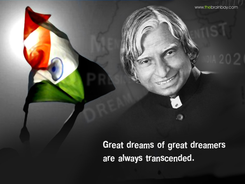 role of youth in realising the dreams of dr a p j abdul kalam The role of youth in realising he dreams of dr kalam  resume ravi bhushan kumar verma bagmusha, po - the role of youth in realising he dreams of dr kalam introduction.