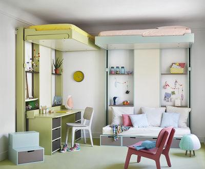 paturi suspendate pentru camera copiilor jurnal de design interior. Black Bedroom Furniture Sets. Home Design Ideas
