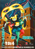 Carnaval de Úbeda 2014 - Dolores Campos Ibañez