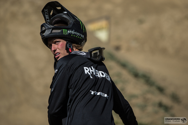 2016 Crankworx Les 2 Alps Slopestyle Brett Rheeder